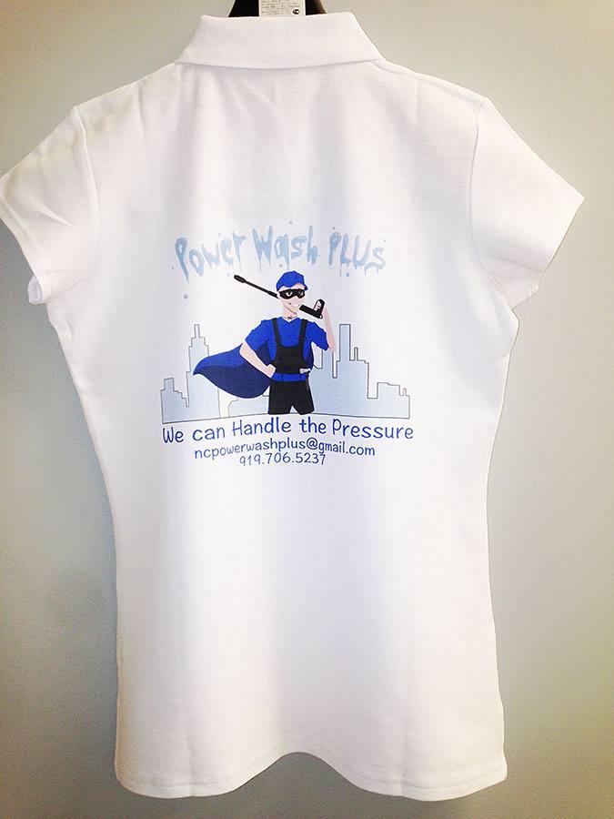 Рубашка поло с логотипом